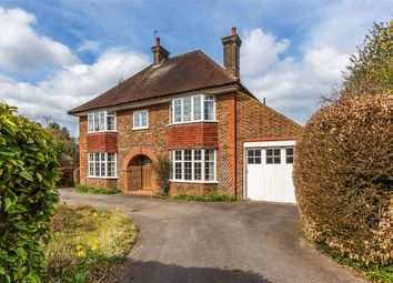 Thumbnail 4 bed detached house for sale in Upper Rose Hill, Dorking