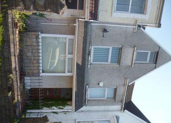 Thumbnail 7 bedroom terraced house to rent in Finsbury Terrace, Brynmill, Swansea