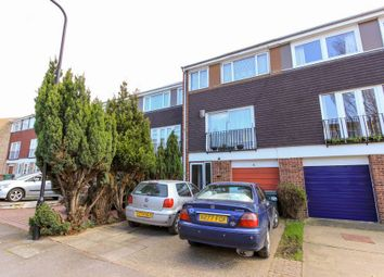 Thumbnail 4 bed town house for sale in Avril Way, London