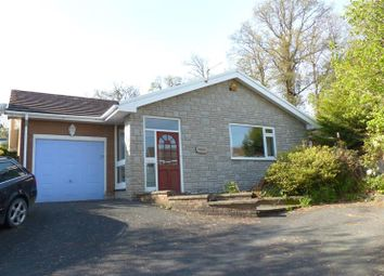 Thumbnail 3 bed detached bungalow for sale in Cae Castell, Builth Wells, Powys, 3Be.