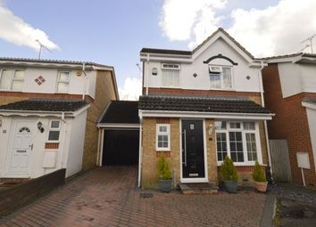 Thumbnail 3 bedroom detached house for sale in Alsop Close, London Colney, St. Albans
