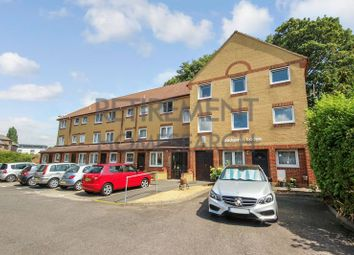 Thumbnail 2 bed flat for sale in Badgers Lodge, Epsom