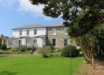Thumbnail 1 bed flat for sale in Alverton Terrace, Penzance