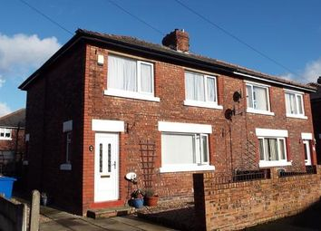 Thumbnail 3 bed semi-detached house for sale in Grange Road, Worsley, Manchester, Greater Manchester