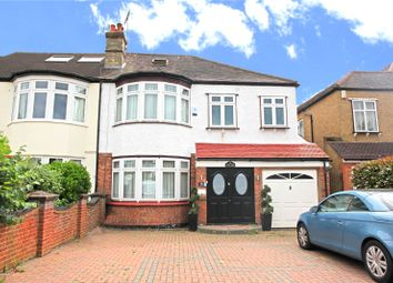 Thumbnail 6 bed semi-detached house for sale in Hadley Road, Enfield, London