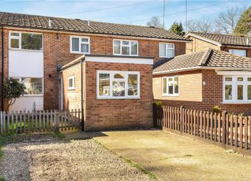 Thumbnail 4 bed terraced house for sale in Kinross Avenue, South Ascot, Berkshire