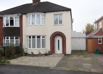 Thumbnail 3 bed semi-detached house for sale in Cleveley Drive, Nuneaton