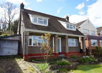 Thumbnail 3 bed detached house for sale in High Trees Road, Gilwern, Abergavenny, Monmouthshire