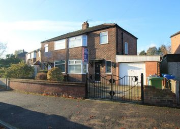Thumbnail 3 bedroom semi-detached house for sale in Aldermere Crescent, Flixton