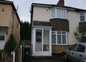 Thumbnail 3 bed semi-detached house to rent in Dumblederry Lane, Aldridge, Walsall