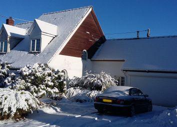 Thumbnail 3 bed detached house for sale in Pentregat, Llandysul