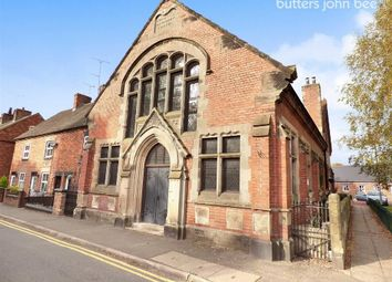Thumbnail 2 bed property for sale in High Street, Uttoxeter, Staffordshire