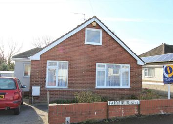 Thumbnail 3 bed detached bungalow for sale in Fairfield Rise, Llantwit Major