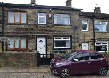 2 bed terraced house for sale in Campbell Street, Queensbury, Bradford BD13