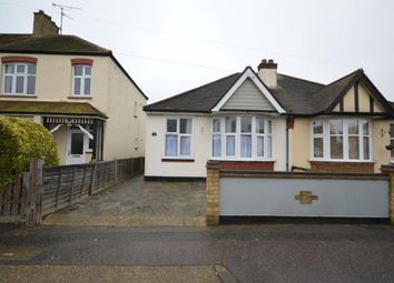 Thumbnail 2 bed bungalow for sale in Southend-On-Sea, Essex