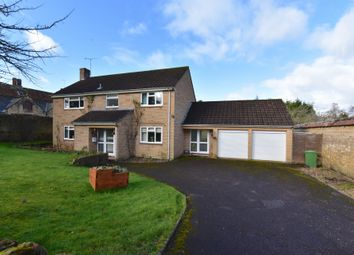 Thumbnail 4 bed detached house for sale in Ryefields Close, West Coker