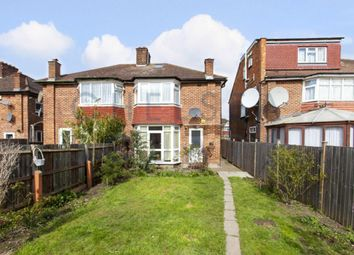 Thumbnail 3 bedroom semi-detached house to rent in The Vale, Golders Green Estate