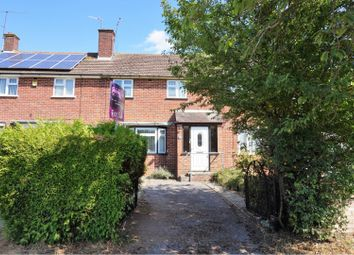 Thumbnail 2 bedroom terraced house for sale in Ashampstead, Reading