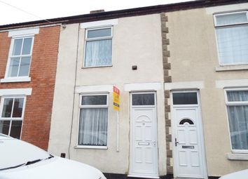 Thumbnail 3 bedroom terraced house to rent in Blackpool Street, Burton On Trent, Staffordshire