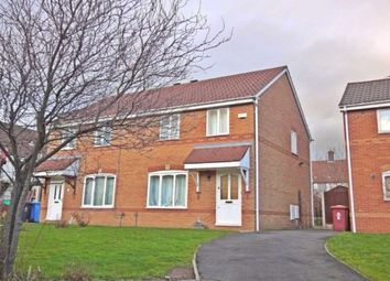 Thumbnail 3 bed semi-detached house to rent in Rotherham Close, Liverpool