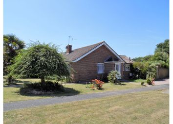 Thumbnail 2 bed semi-detached bungalow for sale in Furzefield Close, Angmering