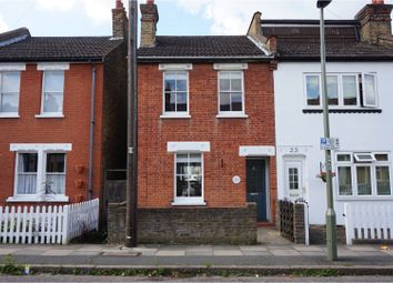 Thumbnail 2 bed terraced house for sale in Liddon Road, Bromley