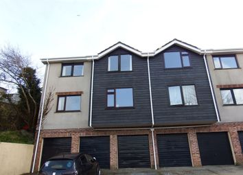 Thumbnail 2 bed flat to rent in Hillside Court, Bodmin