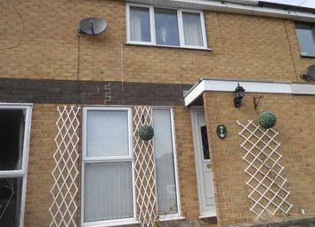 Thumbnail 2 bed terraced house to rent in Crabtree Close, Wirksworth, Derbyshire