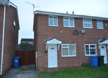 Thumbnail 2 bed semi-detached house to rent in Simcoe Leys, Chellaston, Derby