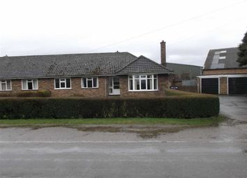 Thumbnail 3 bed bungalow to rent in Spital-In-The-Street, Market Rasen