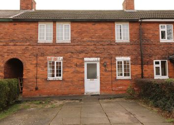 Thumbnail 3 bed terraced house to rent in Hawthorne Avenue, Scunthorpe