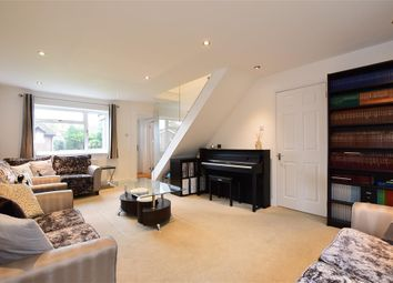 Thumbnail 3 bed detached house for sale in Glendale Close, Horsham, West Sussex