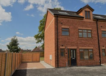 Thumbnail 4 bed semi-detached house for sale in Tilia Close, Off Nursery Road, Leicester