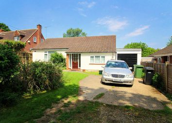 Thumbnail 3 bed detached bungalow for sale in Russell Road, Tokers Green, Reading