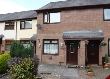 Thumbnail 2 bed terraced house for sale in Old School Close, Georgetown, Merthyr Tydfil
