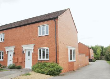 Thumbnail 2 bed end terrace house for sale in Addison Drive, Stratford-Upon-Avon