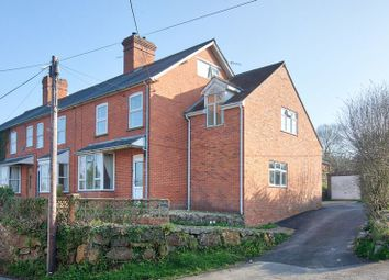 Thumbnail 4 bed cottage for sale in Alexandra Terrace, Tisbury, Salisbury