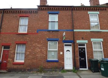 Thumbnail 4 bed terraced house for sale in Gordon Street, Earlsdon, Coventry, West Midlands