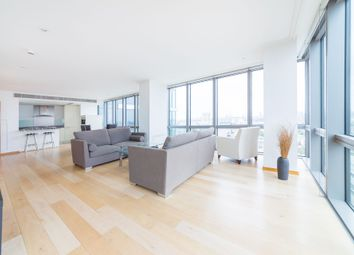 Thumbnail 2 bedroom flat to rent in 1 West India Quay, 26 Hertsmere Road, Canary Wharf, London