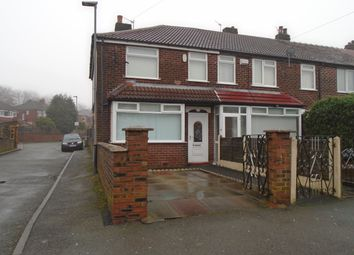 Thumbnail 2 bed end terrace house to rent in Tweedle Hill Road, Blackley