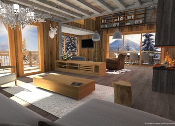 Thumbnail 6 bed property for sale in Ski Chalet, Demi Quartier, Megeve