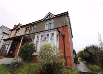 Thumbnail 2 bed semi-detached house for sale in Southgate, Aberystwyth, Ceredigion