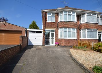 Thumbnail 3 bed semi-detached house for sale in Frobisher Road, Styvechale, Coventry