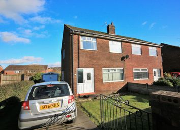 Thumbnail 3 bed semi-detached house to rent in Cale Lane, Aspull, Wigan