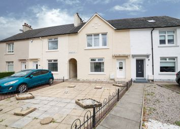 Thumbnail 3 bed terraced house for sale in Arngask Road, Drumoyne, Glasgow