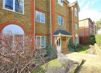 Thumbnail 2 bedroom flat to rent in Aston Court, 95A Brooklands Road, Weybridge, Surrey