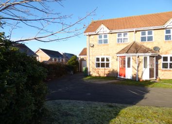 Thumbnail 3 bed semi-detached house for sale in Hillside Court, Spennymoor