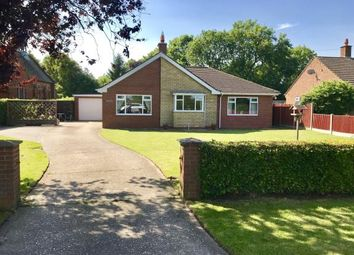 Thumbnail 4 bed bungalow for sale in School Lane, Great Steeping, Spilsby, Lincolnshire
