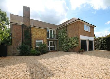 Thumbnail 4 bed detached house to rent in Glebe Lane, Abinger Common, Dorking, Surrey
