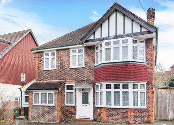 Thumbnail 5 bed detached house for sale in Sherwood Park Road, Sutton